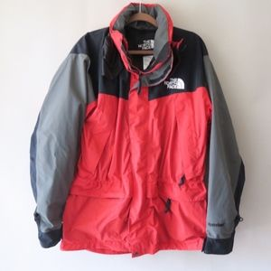 The North Face Red Hydro Seal Jacket